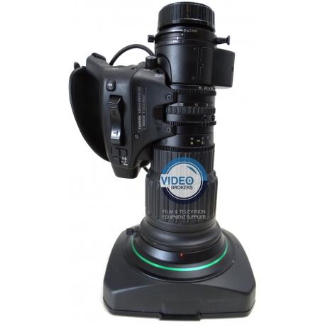"Fujinon - UA13x4.5BERD-S9 - 4K UHD Broadcast wide angle ENG lens 2/3"""