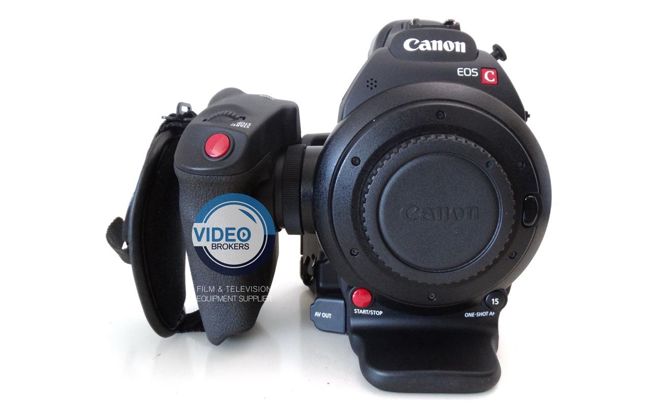 EOS C100 Mark 2 EF Used - Super 35 Full HD Camera