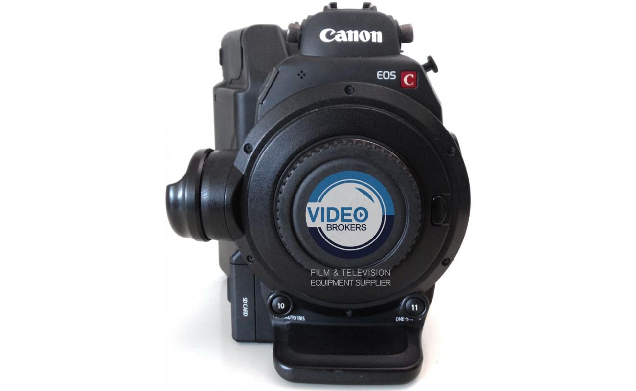 EOS C300 Mark II Canon Used - 4K-Full HD camera