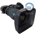 FUJINON - HA16x6.3BERM-M58 - Wide angle ENG HD lens