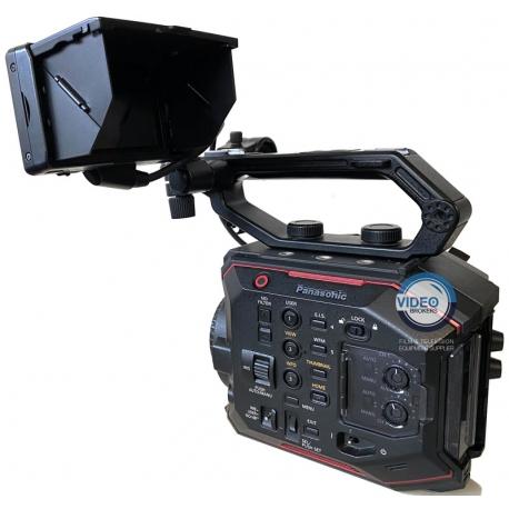 Panasonic AU-EVA1 - Compact cinema camera style super 35 / 5,7K
