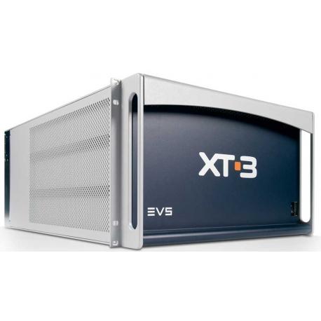 EVS XT3 - Multicam live slow-motion server