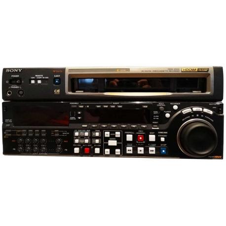 Sony - HDW-2000