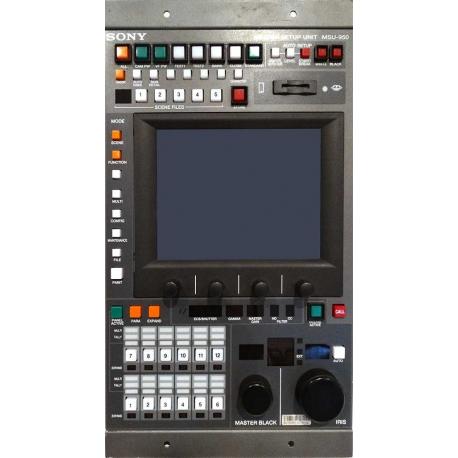 Sony - MSU-950