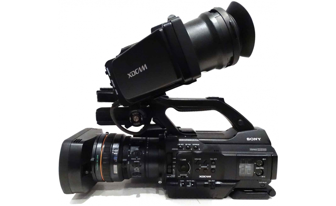 Pmw 300k1 Used Sony Xdcam Hd Camcorder