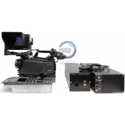 Sony - HDC-1550 - Portable HD studio camera 3CCD
