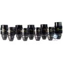 Cooke - Mini S4/i - Cine lens set 18-25-32-40-50-75-100-135 mm