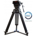 SACHTLER - Cine 75 HD - Tripod with Fluid head up to 75 Kg