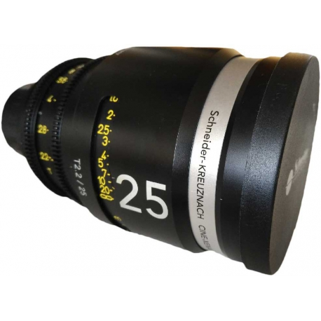 SCHNEIDER CINE-XENAR III 25MM / T2.2 PL - Metric