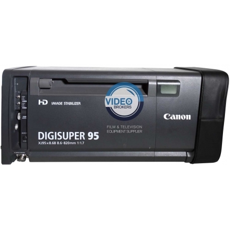 Canon - Digisuper 95 XJ95x8.6B - Field box lens 8.6- 820mm