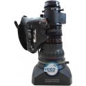 "Fujinon - ZA17x7.6BERM-M58H - Standard ENG 2/3"" HDTV lens"