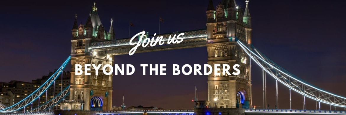 Join us beyond the borders