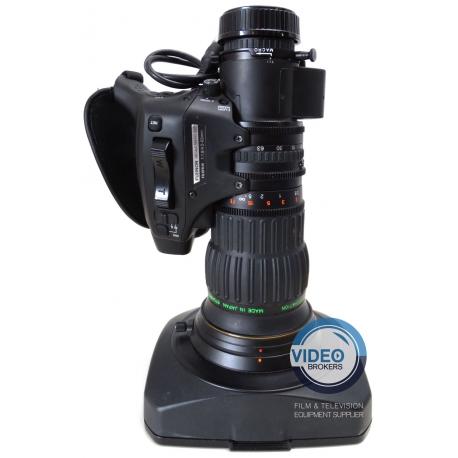 "Fujinon - HA14x4.5BERD-S6B - HD broadcast Super wide angle ENG lens 2/3"""