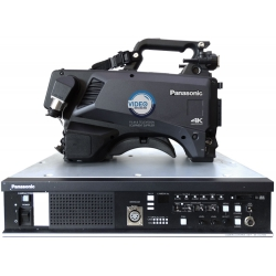 Panasonic AK-UC3000 - 4k studio broadcast camera