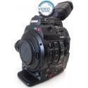 Canon C300 Mark II used - Super 35 4K EOS cinema camera