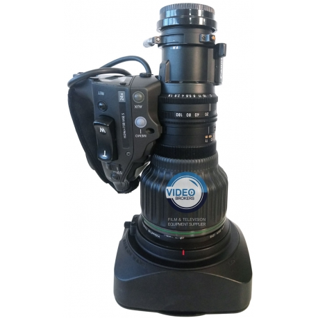 "Canon HJ24ex7.5B IASE S 2/3"" HD ENG telephoto lens"