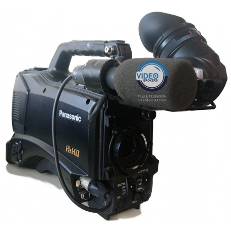 Panasonic AJ-HPX3100 - Shoulder camcorder P2HD 3CCD with AVC-INTRA