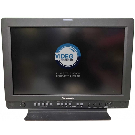 "Panasonic - BT-LH1710 - 17"" Wide LCD HD monitor"
