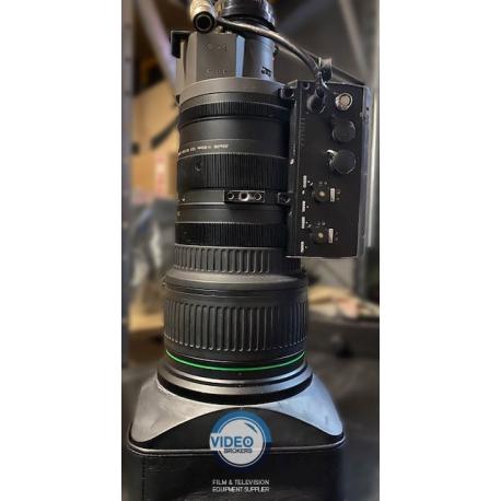"""Canon J33ax11B4 IASE - Telephoto broadcast lens 2/3"""""""