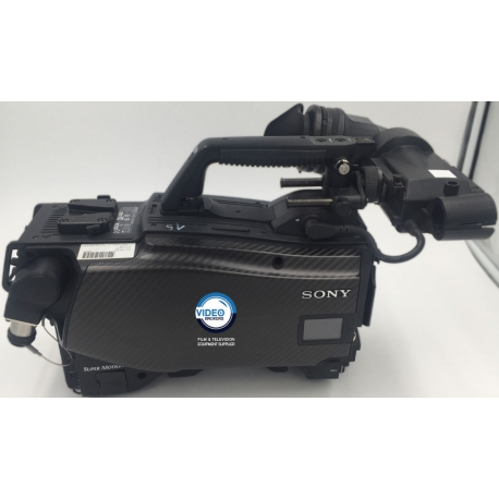 Sony HDC-4300 - 4K/HD Broadcast fiber studio camera system