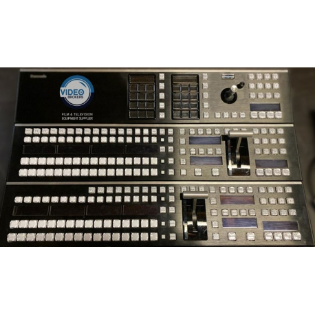 Panasonic AV-HS6000 - Vision mixer HD/SD broadcast 2M/E - 34 in/16 out