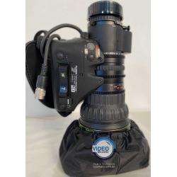 Fujinon HA18x7.6BERM-M58 - Used HD Broadcast Standard ENG lens