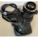 Canon CJ12ex4.3B IASE S - 4K broadcast lens, b4 mount view