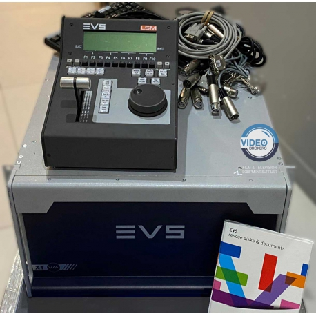 EVS XT VIA - Live video broadcast production server