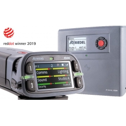 Riedel Bolero - Wireless intercom HF DECT ADR