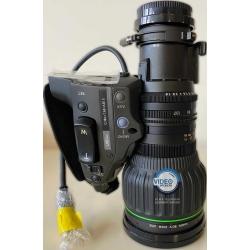 Canon CJ18ex7.6B IASE - 4K UHD Broadcast Zoom Lens in Ex-Demo condition