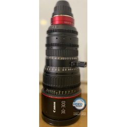 Canon CN-E 30-300mm - PL Mount 4K Cinema Telephoto Zoom Lens