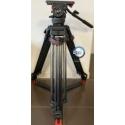Sachtler System 20 S1 HD CF - Video 20 S1 fluid head with heavy-duty carbon fiber tripod