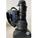 "Canon HJ17ex7.6B IRSE - Used standard broadcast HDTV lens 2/3"""