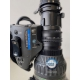 Used Canon HJ17ex7.6B IRSE with Servo Zoom & manual focus