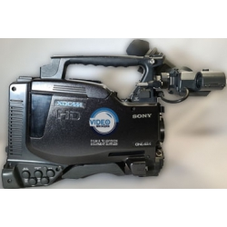 "Sony PDW-F800 Used - XDCAM HD422 2/3"" shoulder camcorder"