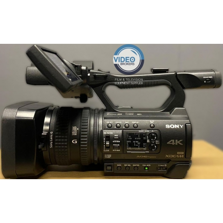Sony PXW-Z150 Used - 4K UHD XDCAM camcorder with accessories