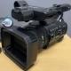 Sony PXW-Z150 used with 12x zoom lens