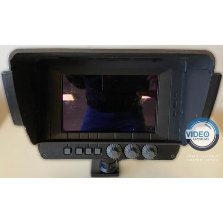 """Grass Valley LDK 5307 Used - 7"""" LCD HD color viewfinder for LDX & LDK cameras"""