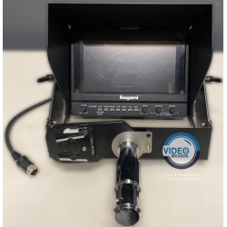 "Ikegami VFL-P700 Ex-Demo - 7"" LCD HD color studio viewfinder for HDK cameras"