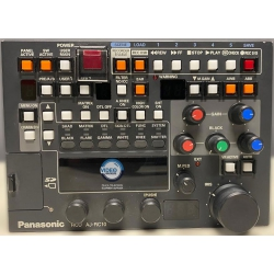Panasonic AJ-RC10G - Remote control unit for AJ-HPX & AJ-HD series camcorders