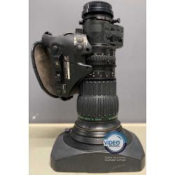 "Fujinon HA14x4.5BERM-M58B - Used HD broadcast Super wide-angle lens 2/3"" with Servo Zoom and Doubler"