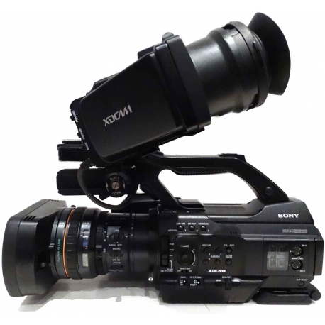 Sony PMW-300K1 used - Side view