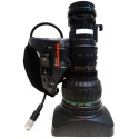 "Canon J16ax8B4 IRSD - SD Broadcast lens 2/3"""