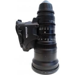Fujinon - ZK4.7x19-SAF - T2.9 19-90 mm