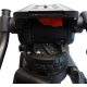 Sachtler Video 25 plus - Fluid head with for broadcast & studio applications