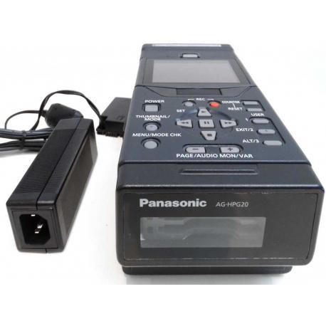 Panasonic - AG-HPG20 - Portable P2 recorder