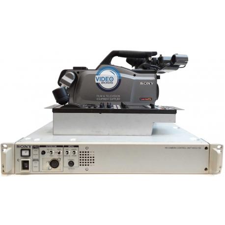 Sony - HXC-100 - 2/3' HAD-FX production camera SD/HD