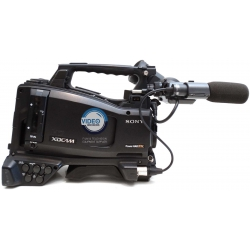 "Sony PMW-500 - Full HD 2/3"" XDCAM camcorder"