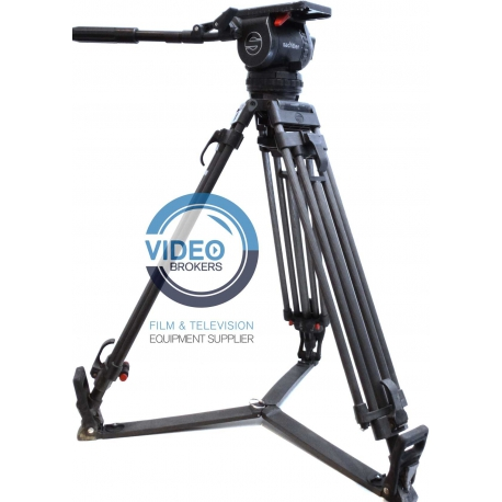 Sachtler - Full system 20 with fluid head video 20p + tripod