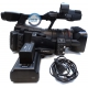 """Canon XF305 Used - HD422 professional camcorder 1/3"""" with battery & charger"""